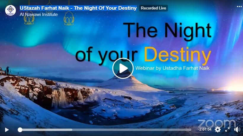 The-Night-of-Destiny