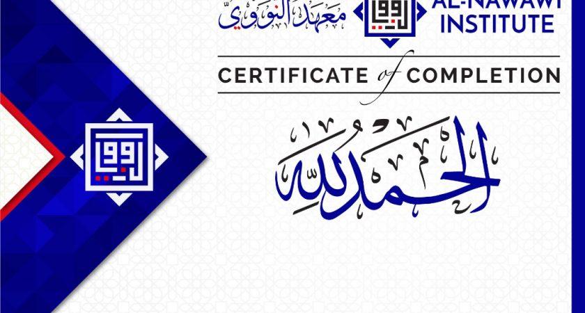 Congrats Fundamental Arabic in Bahasa