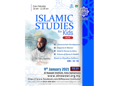 Islamic Studies for Kids (Online)