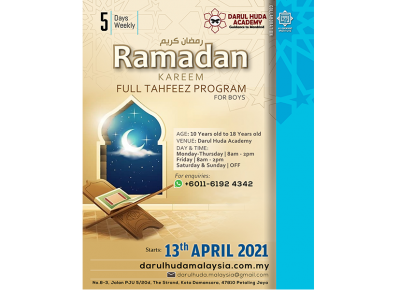 Full Tahfeez Program
